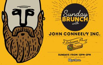 Brunch with John Conneely Inc.